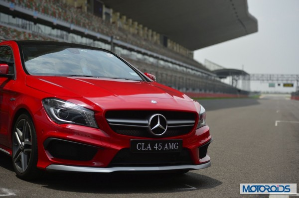 Mercedes CLA45 AMG track review (8)