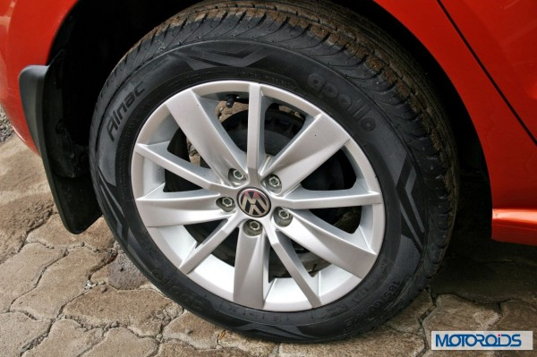 New 2014 Volkswagen Polo 1.5 TDI TOSA Alloy Wheels