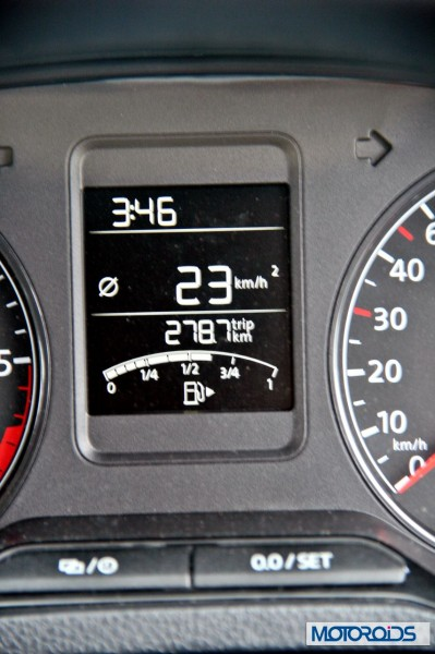 New 2014 Volkswagen Polo 1.5 TDI average speed