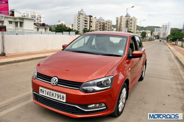 New 2014 Volkswagen Polo 1.5 TDI front left headlamp