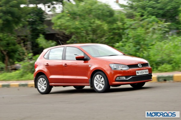 New 2014 Volkswagen Polo 1.5 TDI in action 11