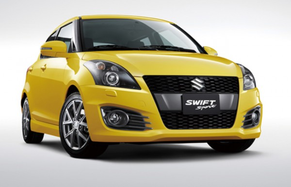 New-Suzuki-Swift-Sport-Front