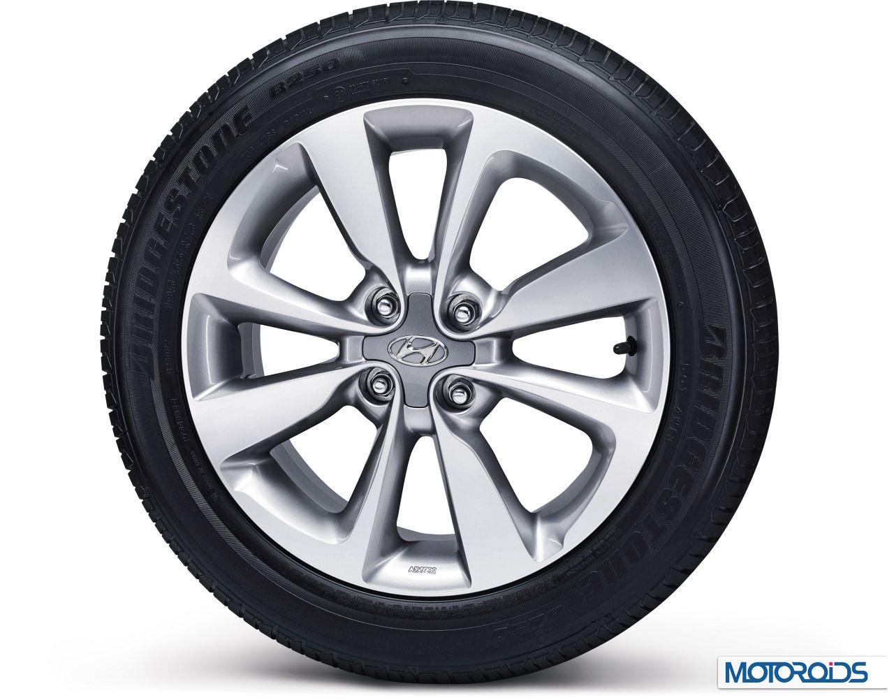 The New 2014 Hyundai Elite I20: Image Gallery