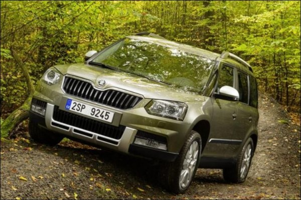 Skoda Yeti facelift launch on September 10