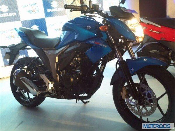 Suzuki-Gixxer-150cc-motorcycle-India