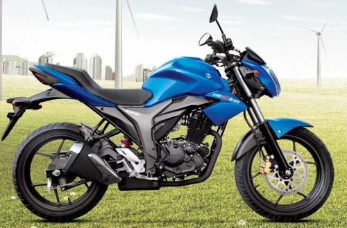 Suzuki-Gixxer-155cc-motorcycle-india