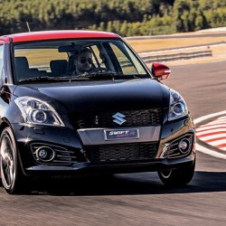 142 hp Suzuki Swift Sport launched in Brazil: We want one
