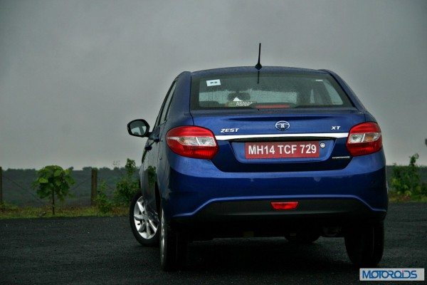 Tata-Zest-Launched-Revotron-Rear-View