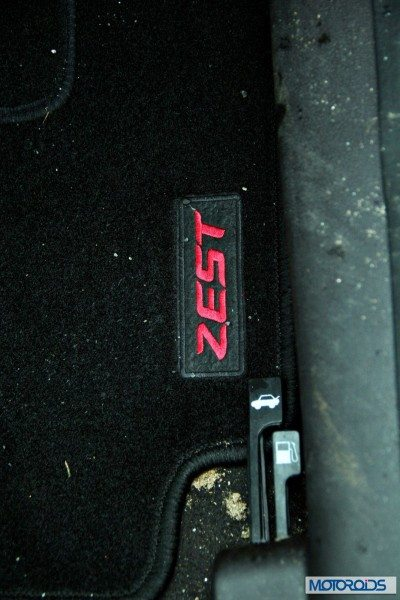 Tata-Zest-Launched-Revotron-interior-Boot-and-fuel-cap-lever