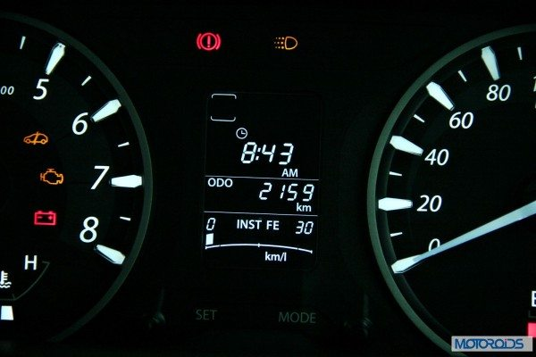 Tata-Zest-Launched-Revotron-interior-instruments