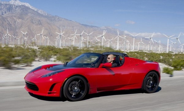Tesla Model R will be a reincarnation of the Tesla Roadster