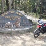 Kanyakumari to Kashmir on a Triumph Tiger 800 XC