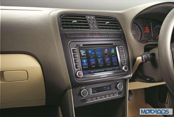 VW Vento Konect INFOTENMENT