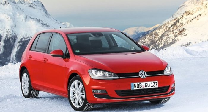 eighth generation volkswagen golf could come in 2017. Black Bedroom Furniture Sets. Home Design Ideas