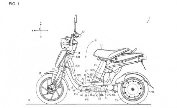 Yamaha leaning three wheeler (2)