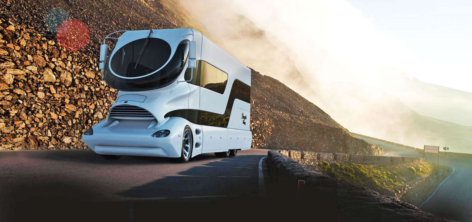 World S Most Expensive Rv Sold In Dubai Motoroids