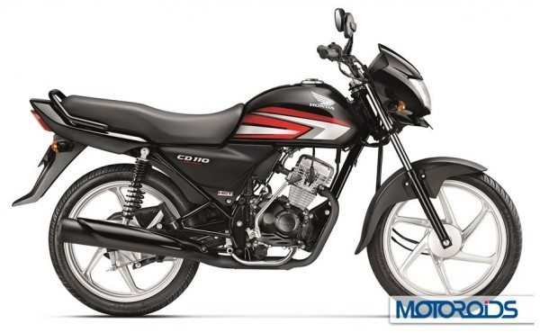 honda CD 110 Dream (1)