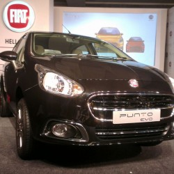 New Fiat Punto EVO: Live from the launch