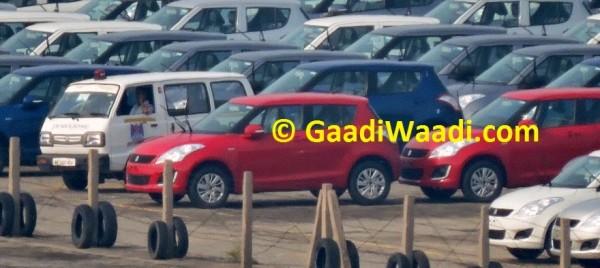 maruti swift facelift india launch (1)