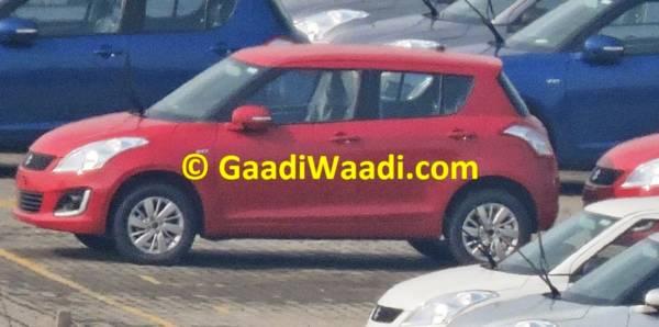 maruti swift facelift india launch (2)