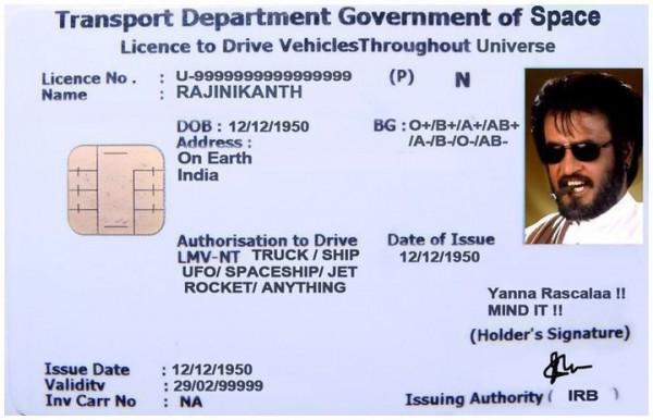 rajnikanth-drivers-license