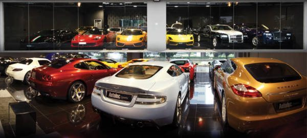 singapore car dealership