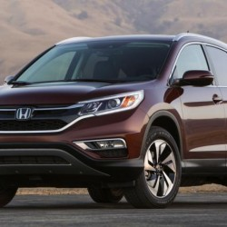 Honda CR-V Facelift Official Photo Surfaces on the Web