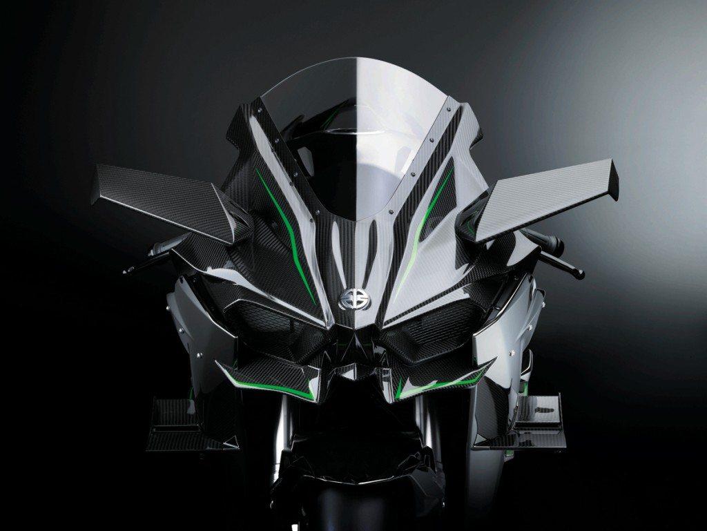 2014-Kawasaki-Ninja-H2R-Front-Official-Image
