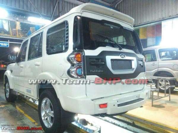 2014 Mahindra Scorpio Facelift (2)