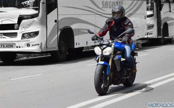 2014 Triumph Street Triple Review