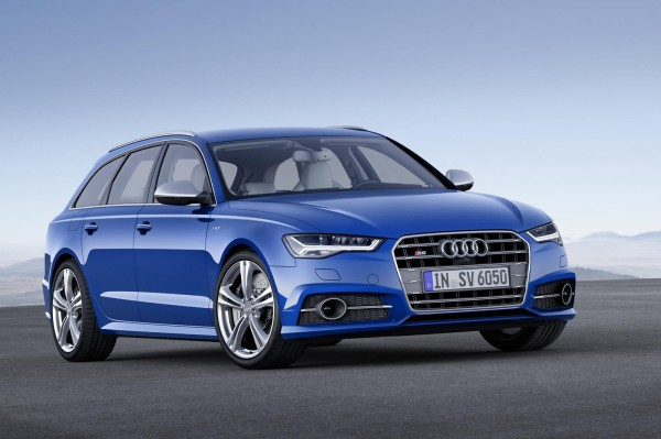 2015 Audi A6, S6 and RS6 revealed (20)