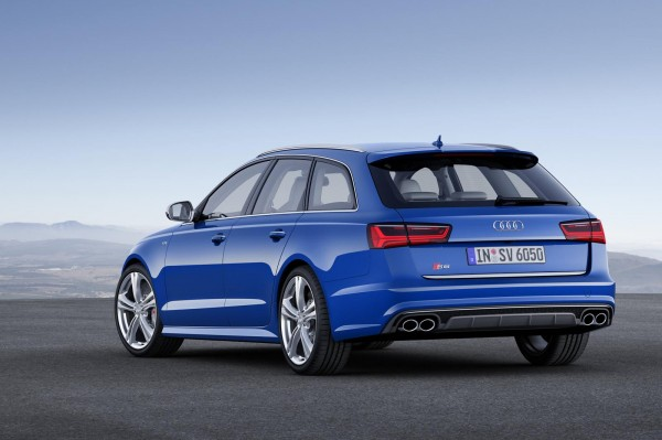 2015 Audi A6, S6 and RS6 revealed (6)