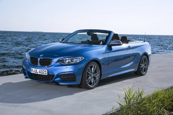 2015 BMW 2 Series Convertible revealed (23)