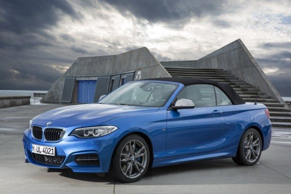 2015 BMW 2 Series Convertible revealed (36)