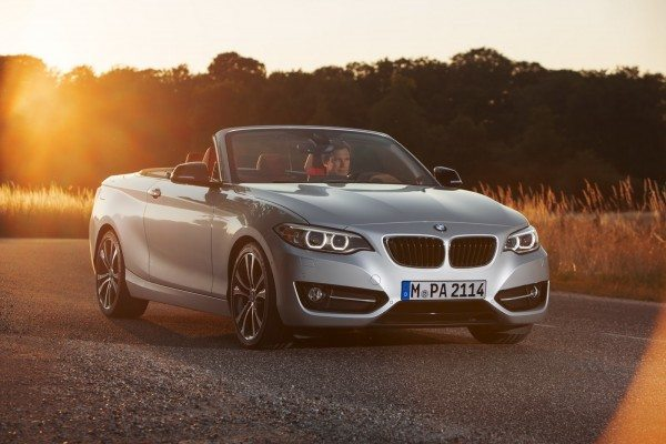 2015 BMW 2 Series Convertible revealed (38)