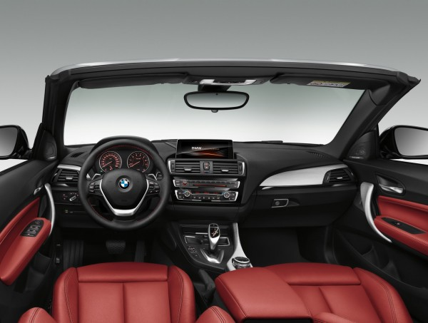 2015 BMW 2 Series Convertible revealed (47)