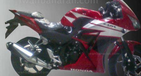 2015 Honda CBR150R spied undiguised