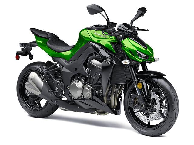 2017 Kawasaki Z1000 And Z250 India Launch On April 22