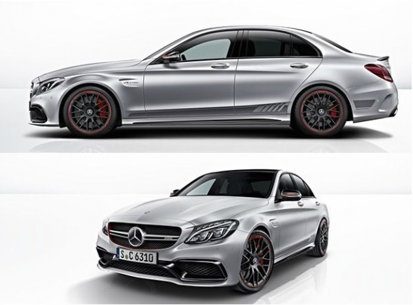 2015 Mercedes-Benz C 63 AMG and C 63 AMG S shows itself (1)