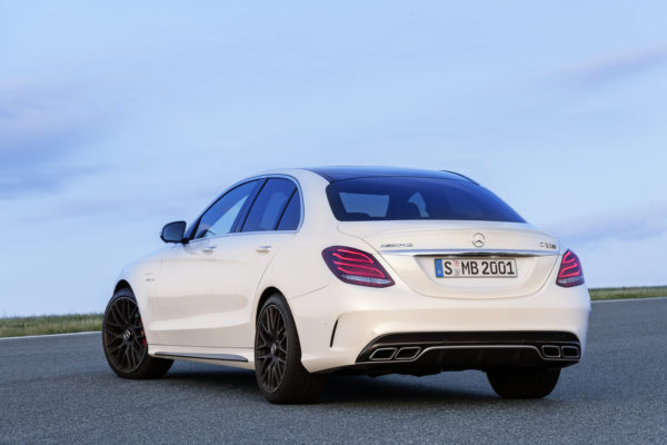 2015 Mercedes-Benz C 63 AMG and C 63 AMG S shows itself (14)