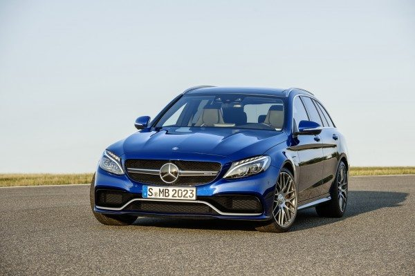 2015 Mercedes-Benz C 63 AMG and C 63 AMG S shows itself (33)