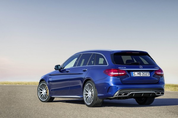 2015 Mercedes-Benz C 63 AMG and C 63 AMG S shows itself (34)