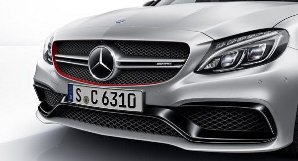 2015 Mercedes-Benz C 63 AMG and C 63 AMG S shows itself (5)