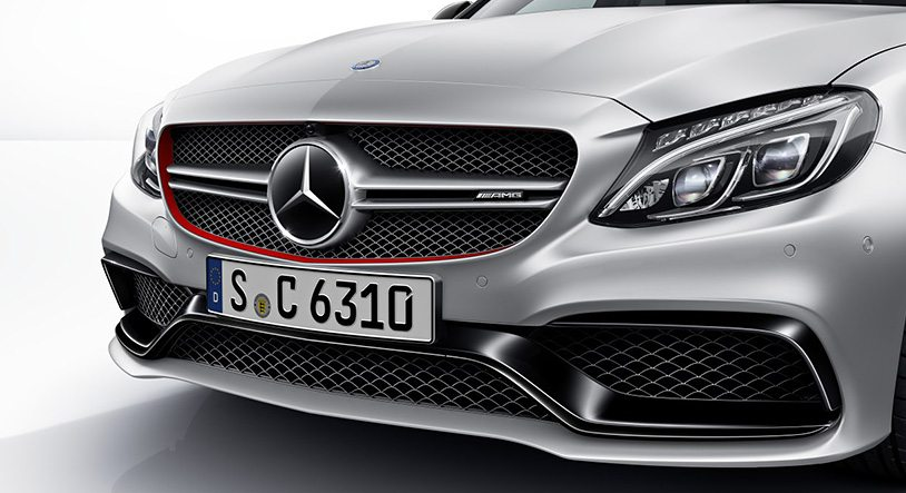 2015 Mercedes-AMG C 63 and C 63 S shows itself [Updated