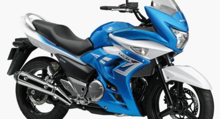 2015 Suzuki GSR250F