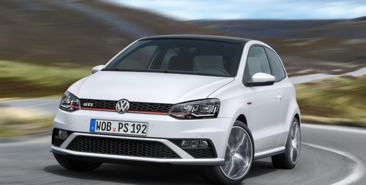volkswagen polo gti teased ahead of imminent launch. Black Bedroom Furniture Sets. Home Design Ideas
