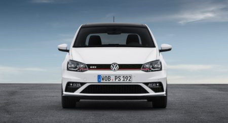 2015 Volkswagen Polo GTI India