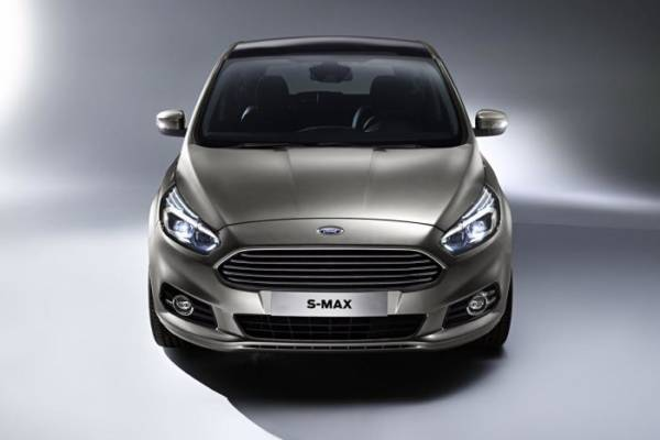 All-New 2015 Ford S-MAX Seven-Seater Minivan revealed (3)