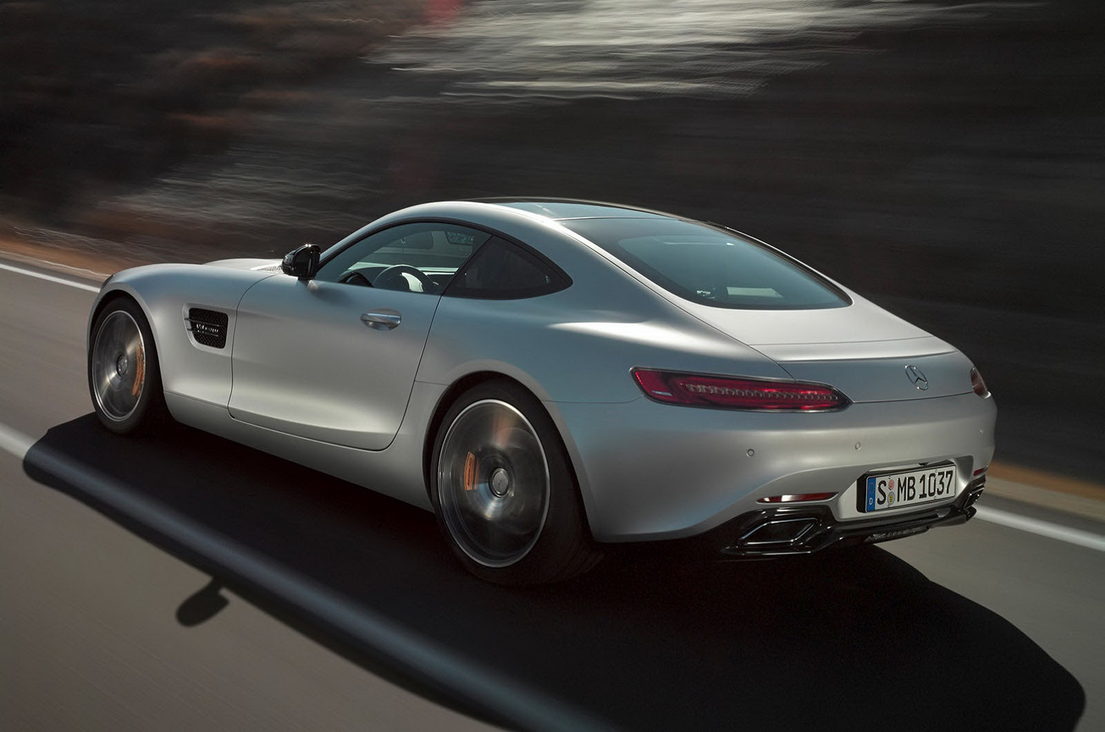 All new 2016 mercedes benz amg gt images details 32 for All new mercedes benz