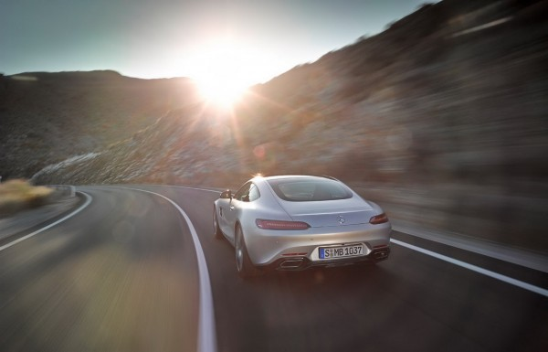 All-new 2016 Mercedes-Benz AMG GT images & details (33)
